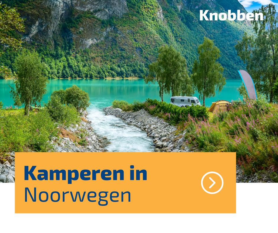 Kamperen in Noorwegen